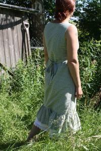 folklore klänning