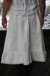 gammaldags underkjol