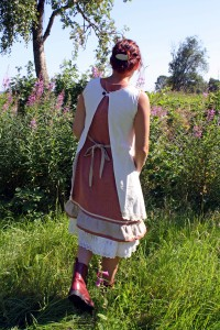 madickenklänning vuxen