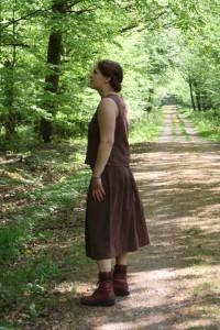 folklore kjol